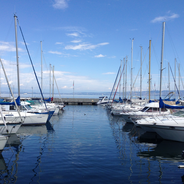 Port Evian