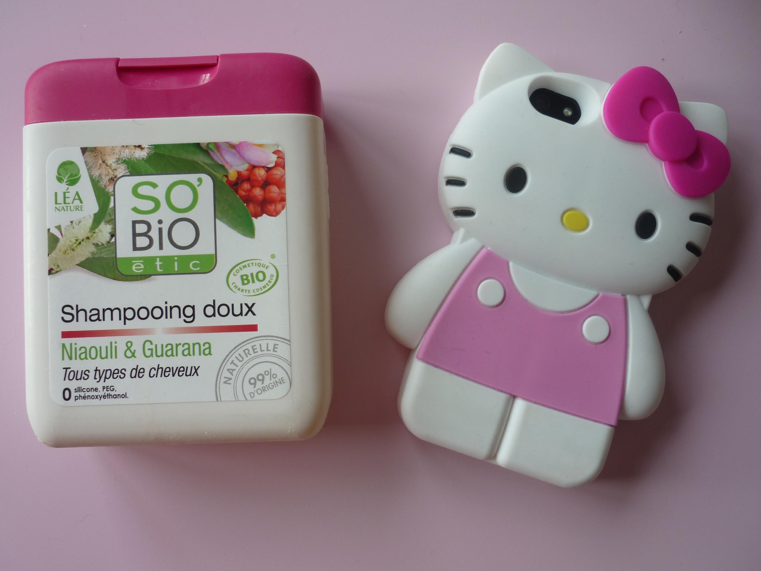 Shampooing niaouli So Bio Etic