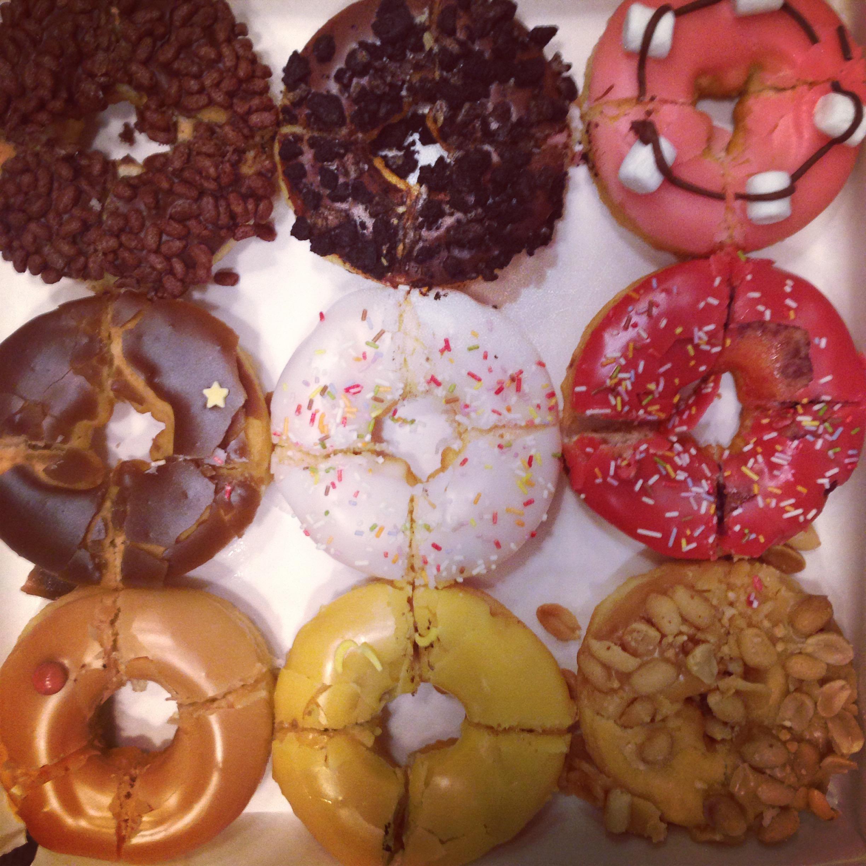 Donuts Hello Brooklyn