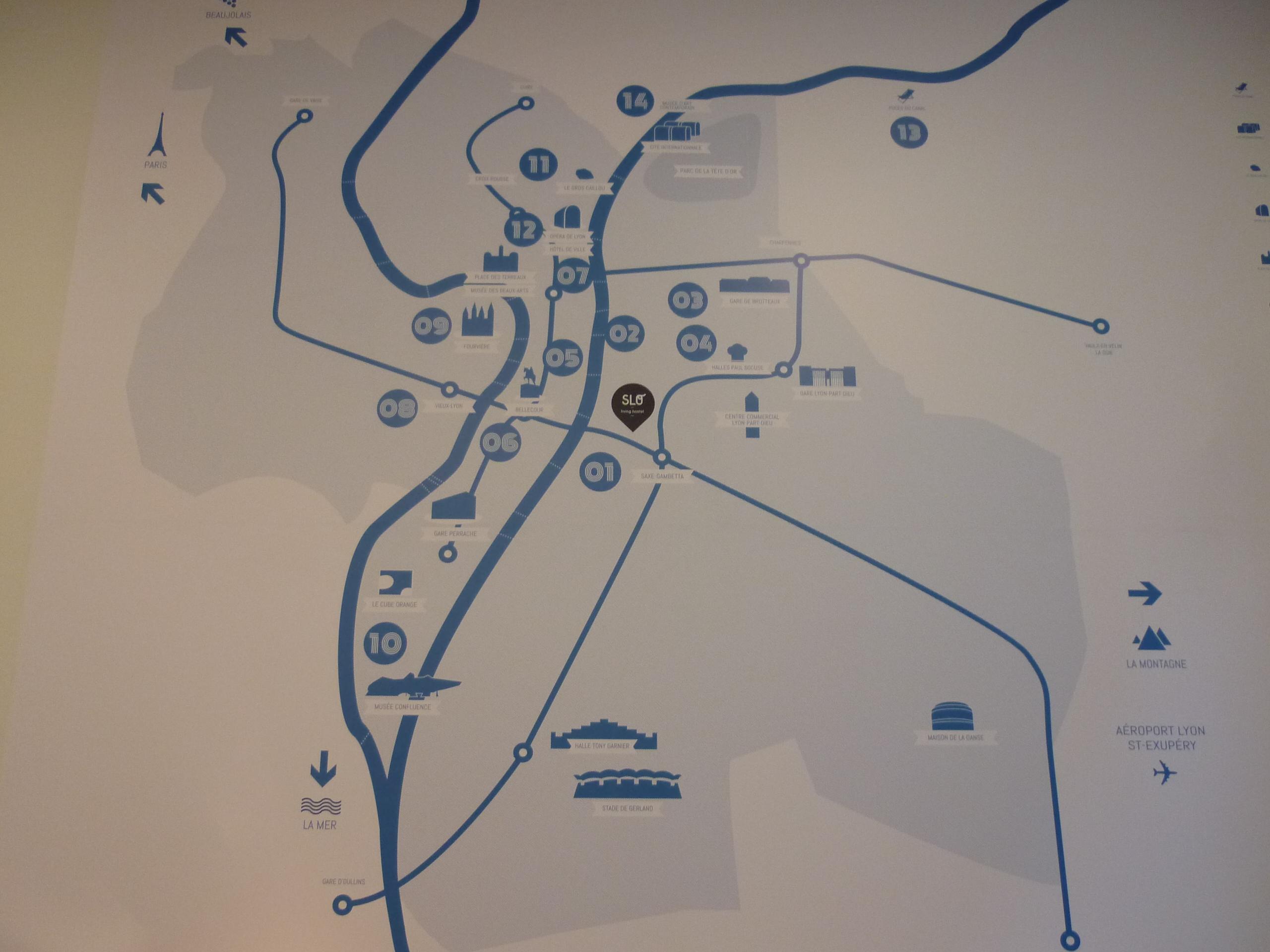 Plan Lyon
