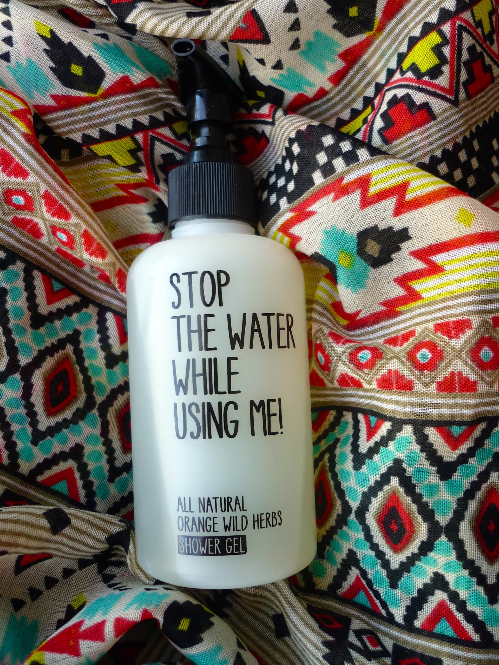 Gel douche Stop The Water While Using Me