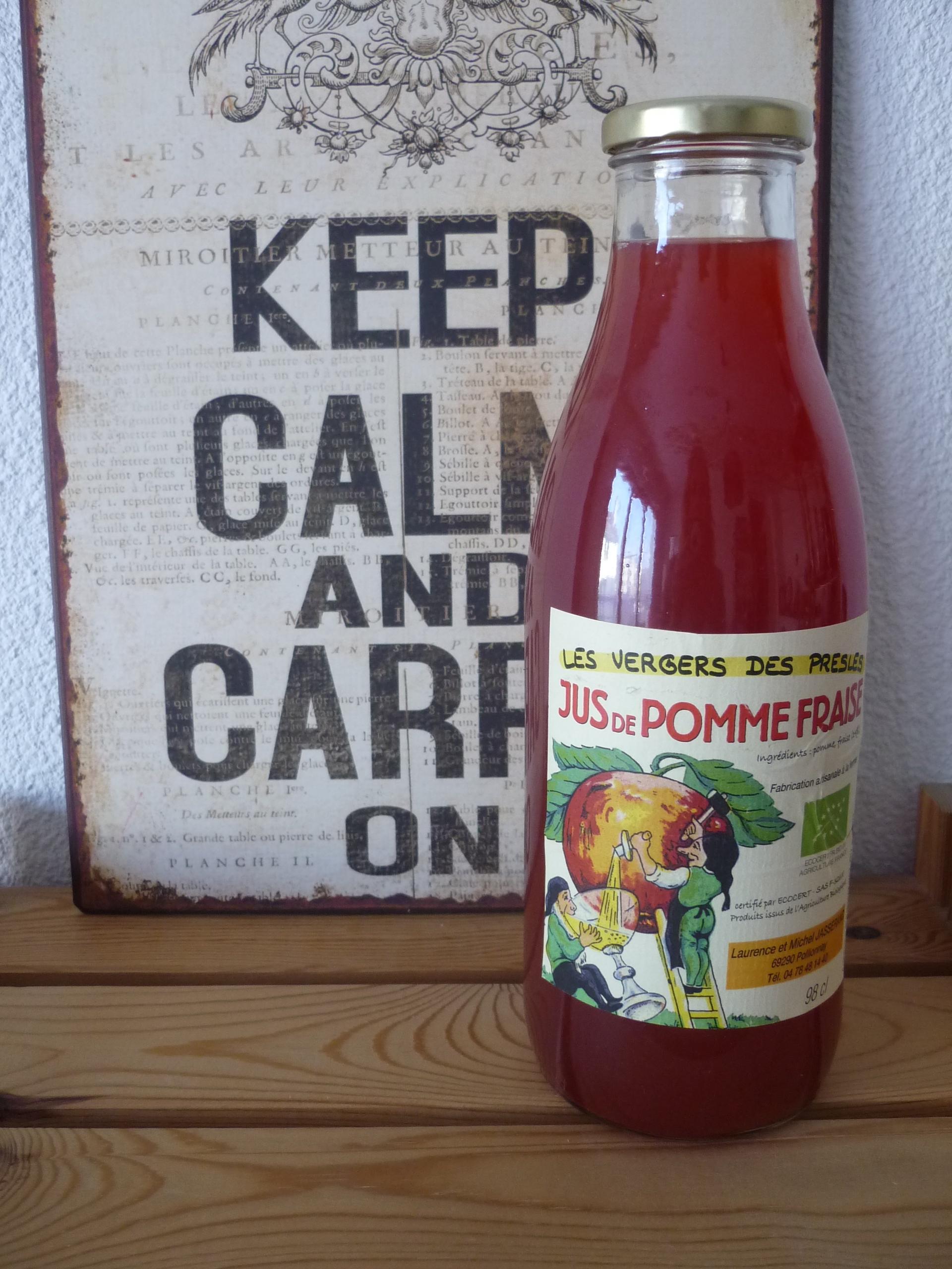 jus pomme fraise court circuit co