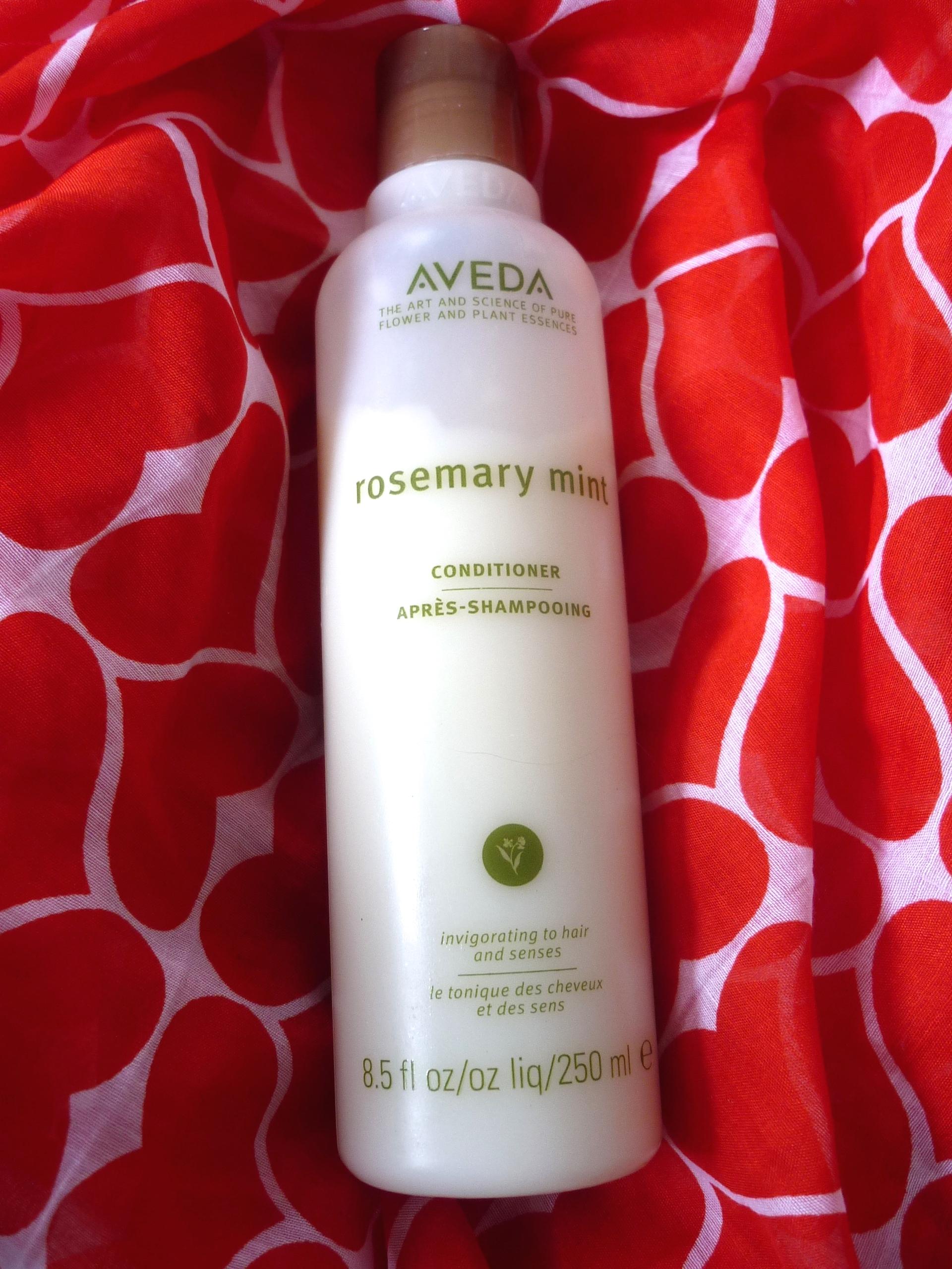 Aveda Rosemary Mint après-shampooing