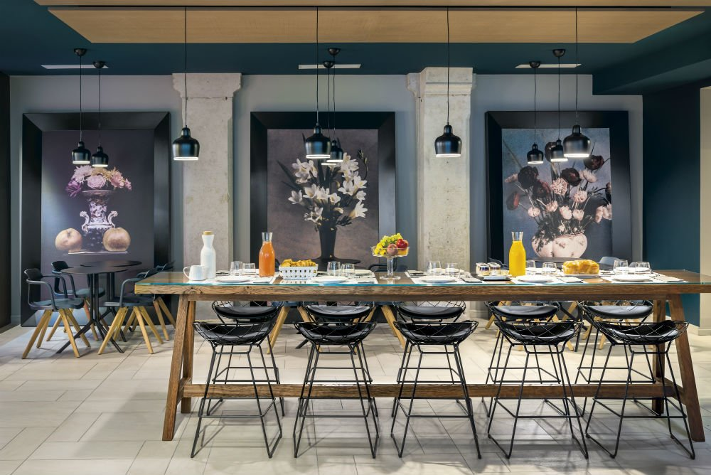 okko-hotels-lyon_la-salle-à-manger