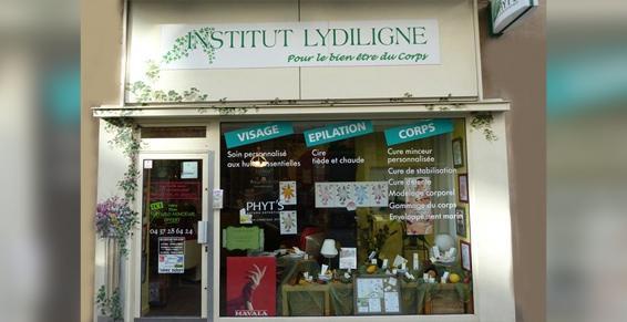 Façade Lydiligne