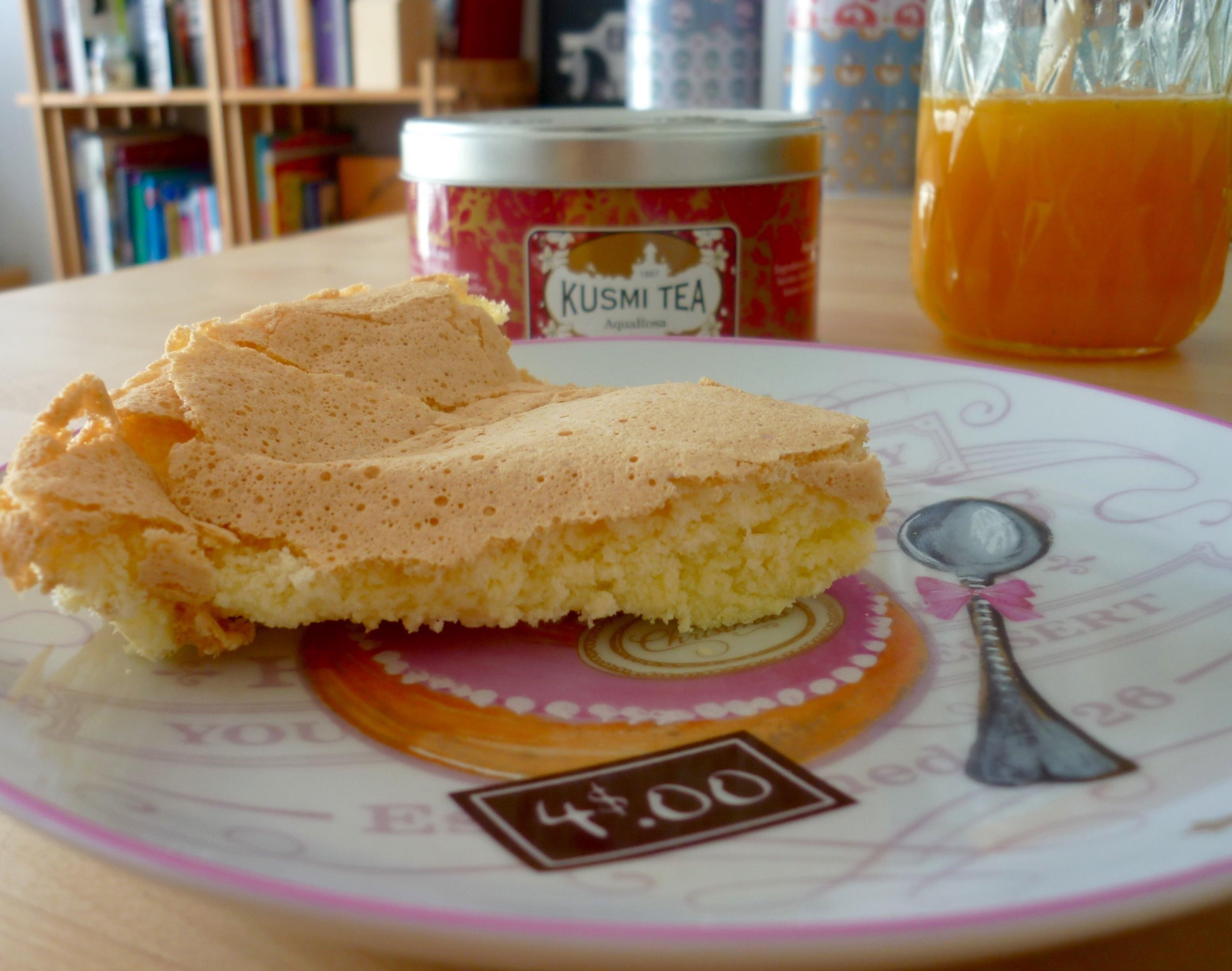 Gâteau de Savoie zoom