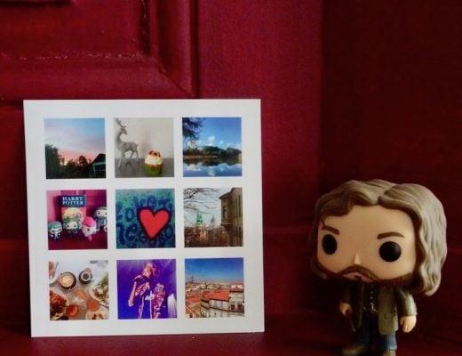 J'ai testé les cartes personnalisées Popcarte