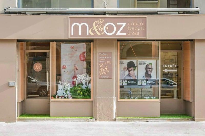 M&Oz la boutique cocon de cosmétiques bio à découvrir d'urgence