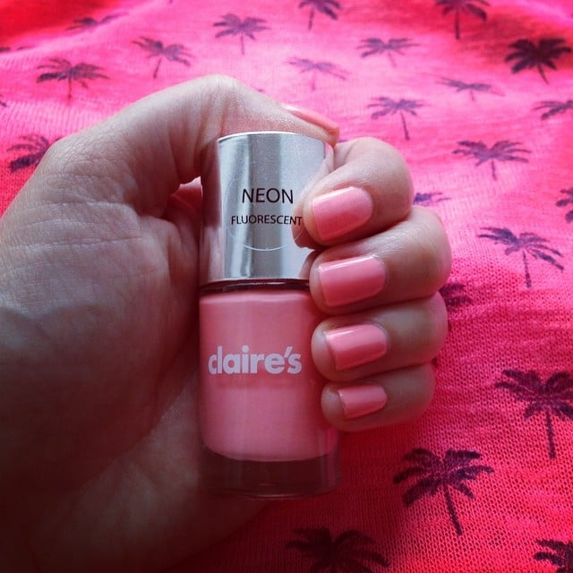 Welcome on board, on parle vernis pour commencer!